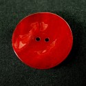 Red 34mm Sea Shell Buttons Coat Pearl Dress Clothing