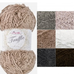 King Cole Truffle Knitting Yarn Wool 100g Ball Knit