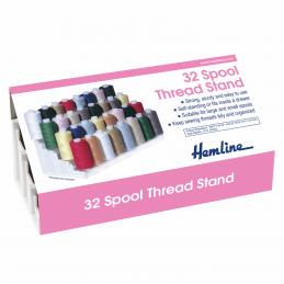 Hemline 32 Spool Rack Thread Stand Large & Small Spools