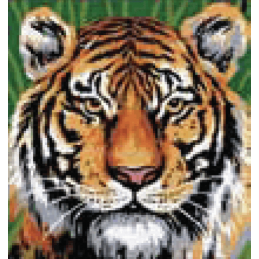 Collection dArt Tapestry Kit: Tiger