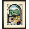 Dimensions Needlepoint Tapestry Kit Tuscan View
