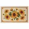 Anchor Needlepoint Tapestry Sunflower Panel
