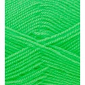 Lime King Cole Dollymix DK Knitting Yarn 25g Acrylic Crochet