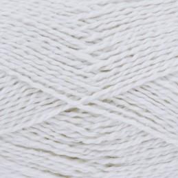 King Cole Finesse Cotton Silk Knitting Yarn 50g Wool White 2810
