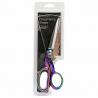 Hemline Scissors: Dressmakers Shears: 21cm/8.25in: Rainbow Dressmaking