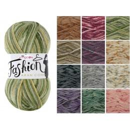 King Cole Merino Fashion Aran Combo Knitting Yarn Acrylic 100g Wool