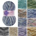 King Cole Big Value Tonal Chunky Knitting Yarn Acrylic 100g Wool