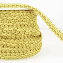Golden Yellow Stephanoise 12mm Gimp Braid Trim Upholstery Soft Furnishings