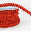 Red Stephanoise 12mm Gimp Braid Trim Upholstery Soft Furnishings