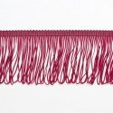 "Wine Looped Dress Fringe Fringing 1"" to 12"" Trim Trimming"