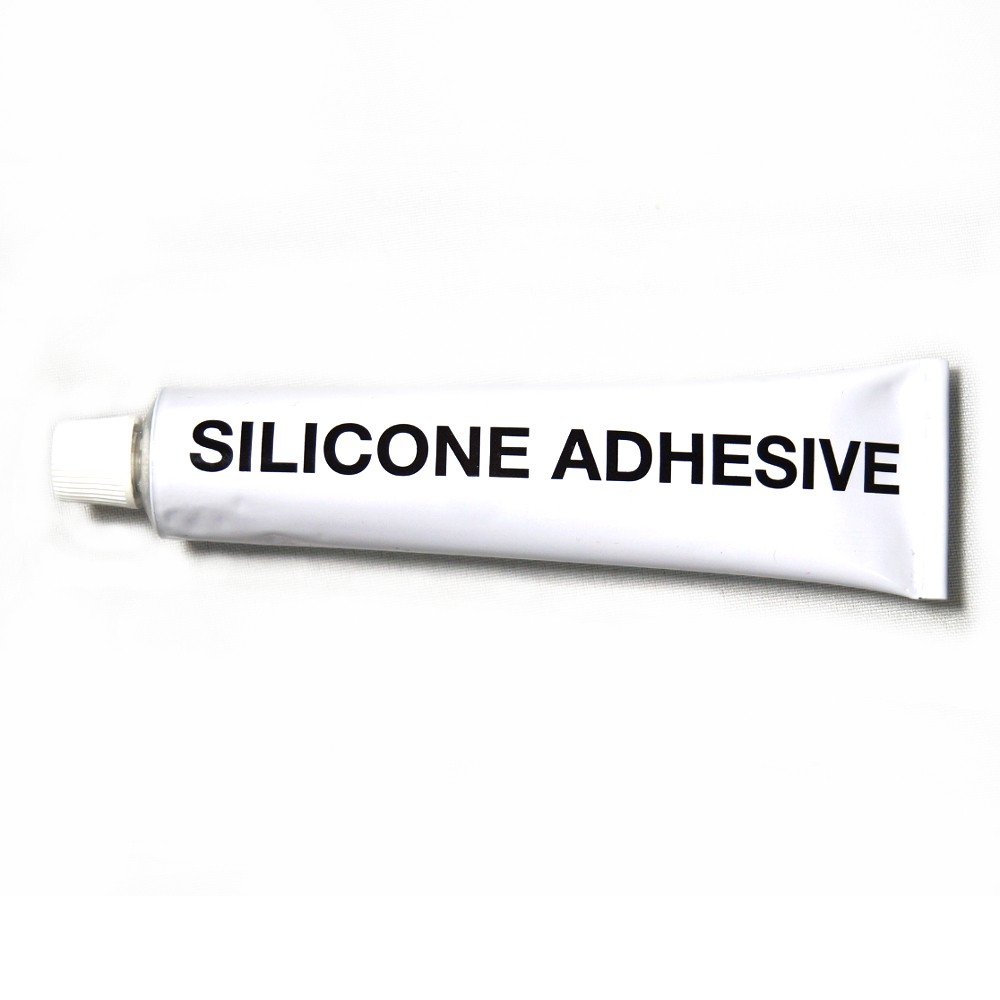 Silicone Glue 50ml Adhesive Craft 3D Decoupage Mosaic Stained Glass