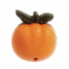 Trimits 1 x Orange Fruit Button 18mm Shank Novelty Buttons