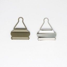 40mm Bib and Brace Dungaree Fasteners Clips Buckles