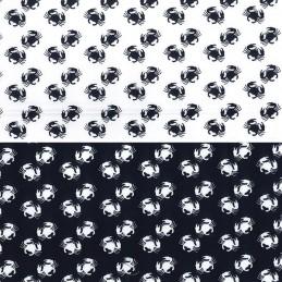 100% Plain Cotton Poplin Fabric Rose & Hubble Solid Plain Coloured