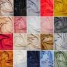 Silk Velvet Satin Fabric Bridal Dress Occasion Wear Lightweight 150cm Wide