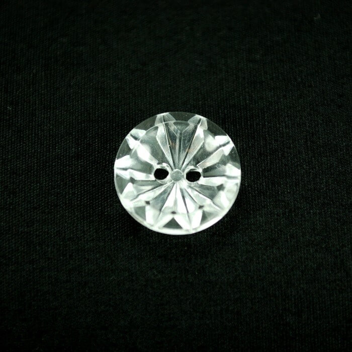 4 x Round Diamond Flower...