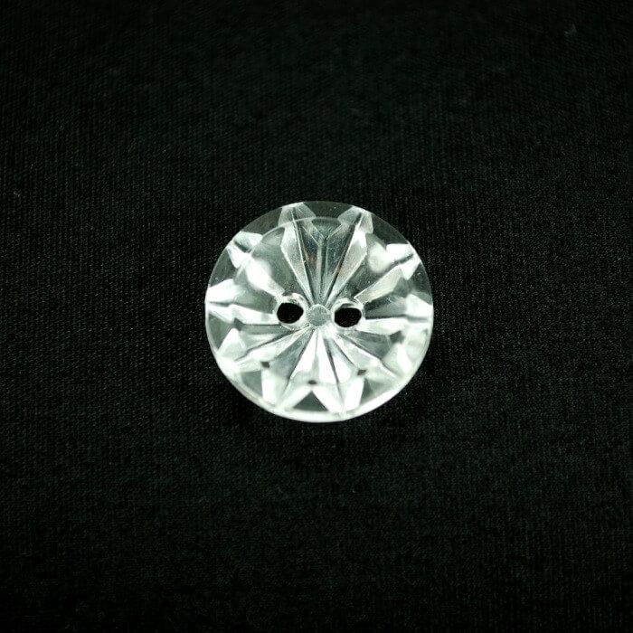 4 x Round Diamond Flower...