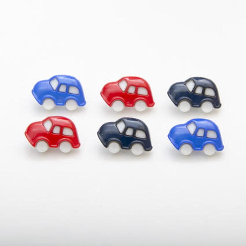 Toy Car Vehicle Button 20mm...