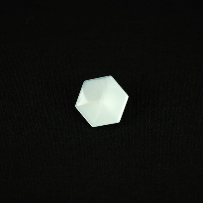 Metallic Hexagon 13mm...