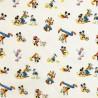 100% Cotton Digital Fabric Disney Mickey Mouse & Friends Goofy Donald Duck