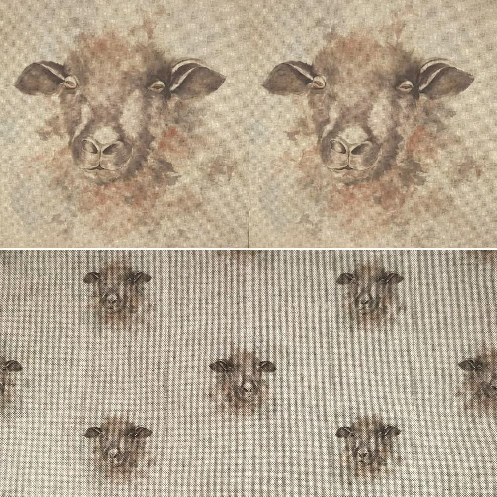 Cotton Rich Linen Fabric...