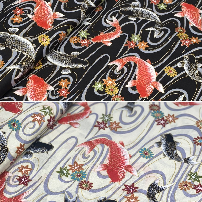 100% Japanese Cotton Fabric...