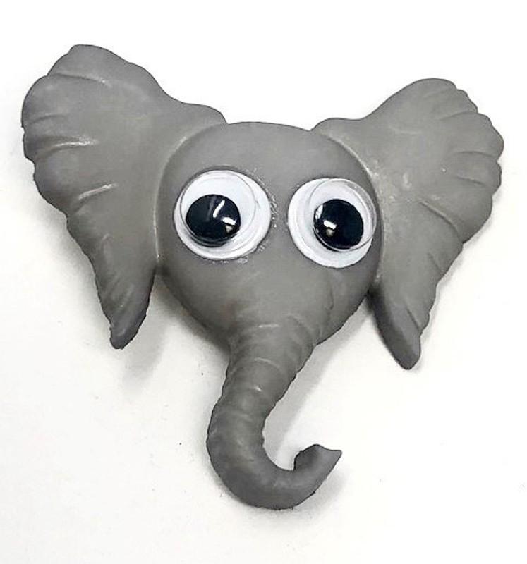 Googly Wobbly Eyes Elephant...