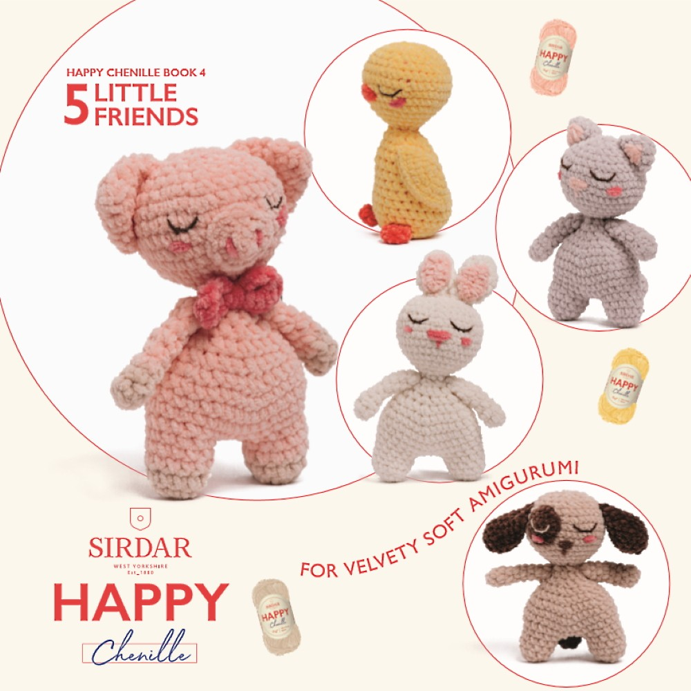 Sirdar Happy Chenille...