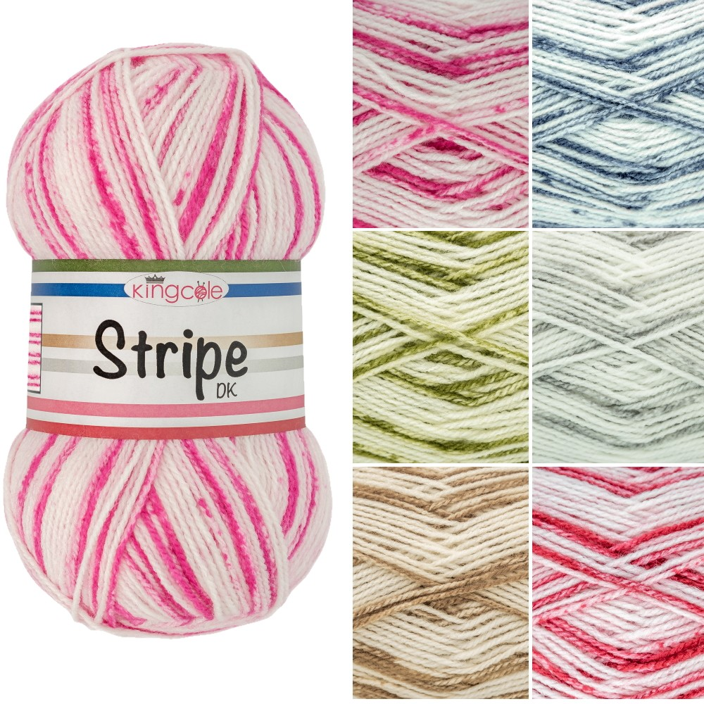 4505 Grey Stripe