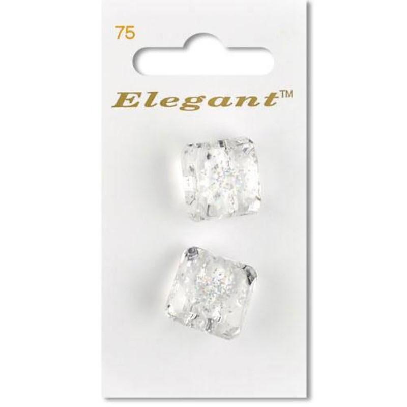 Sirdar Elegant Square Clear...