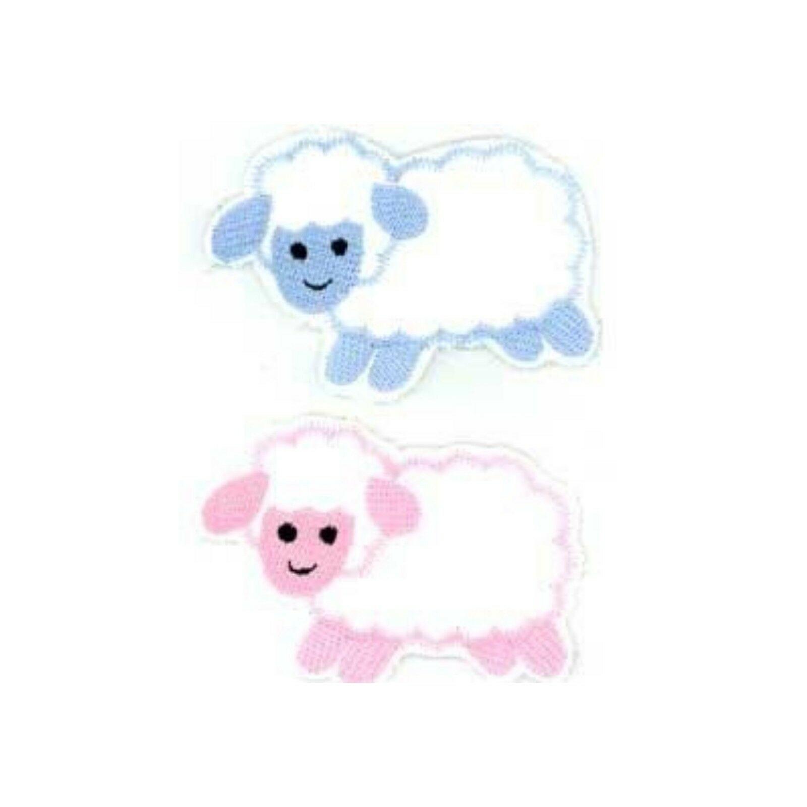 Iron On Motif Sheep Lamb...