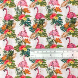 Flamingo Pineapple Scale