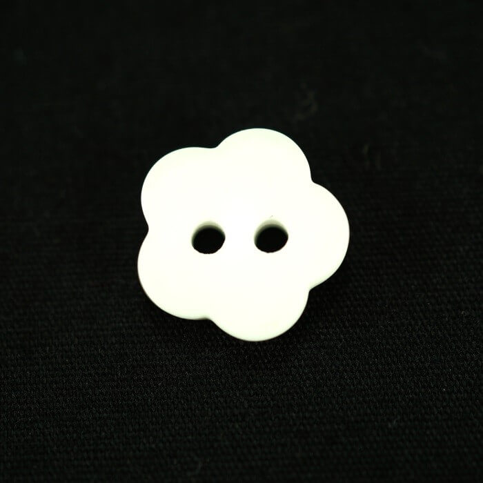 Flower Power White 12mm...