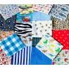 Polycotton Fabric Surprise Variety Bundle Fat Quarters Floral Novelty