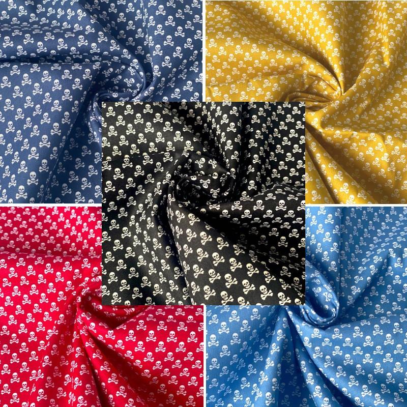 100% Cotton Fabric Ditsy...